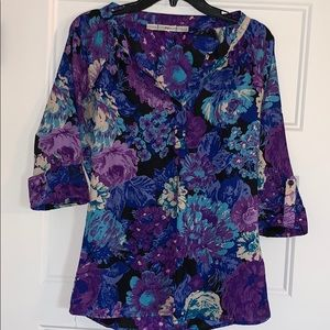Gibson Blouse Size Small